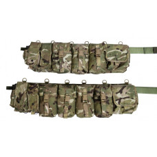 Dragon Commanders pouch Airborne Webbing 4 Pouch with COBRA BUCKLE