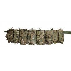 Dragon Airborne Webbing 3 Pouch With Cobra Buckle