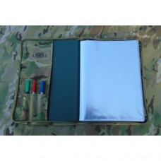 A4 Lightweight Battle Folder Multicam