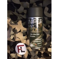 Sniper Paint Olive  Green