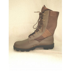 Iturri Wellco Jungle Boots Military Brown